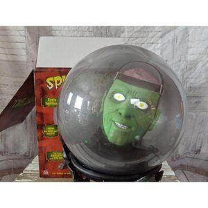 Gemmy Frankenstein Spirit Ball Halloween prop 2833